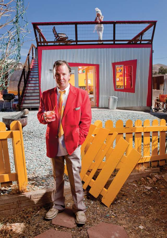 Doug Stanhope - stand up comedian - Just the Tonic Comedy Club