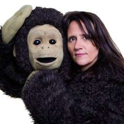 Nina Conti and Shenoah Allen as Monkey and Roy