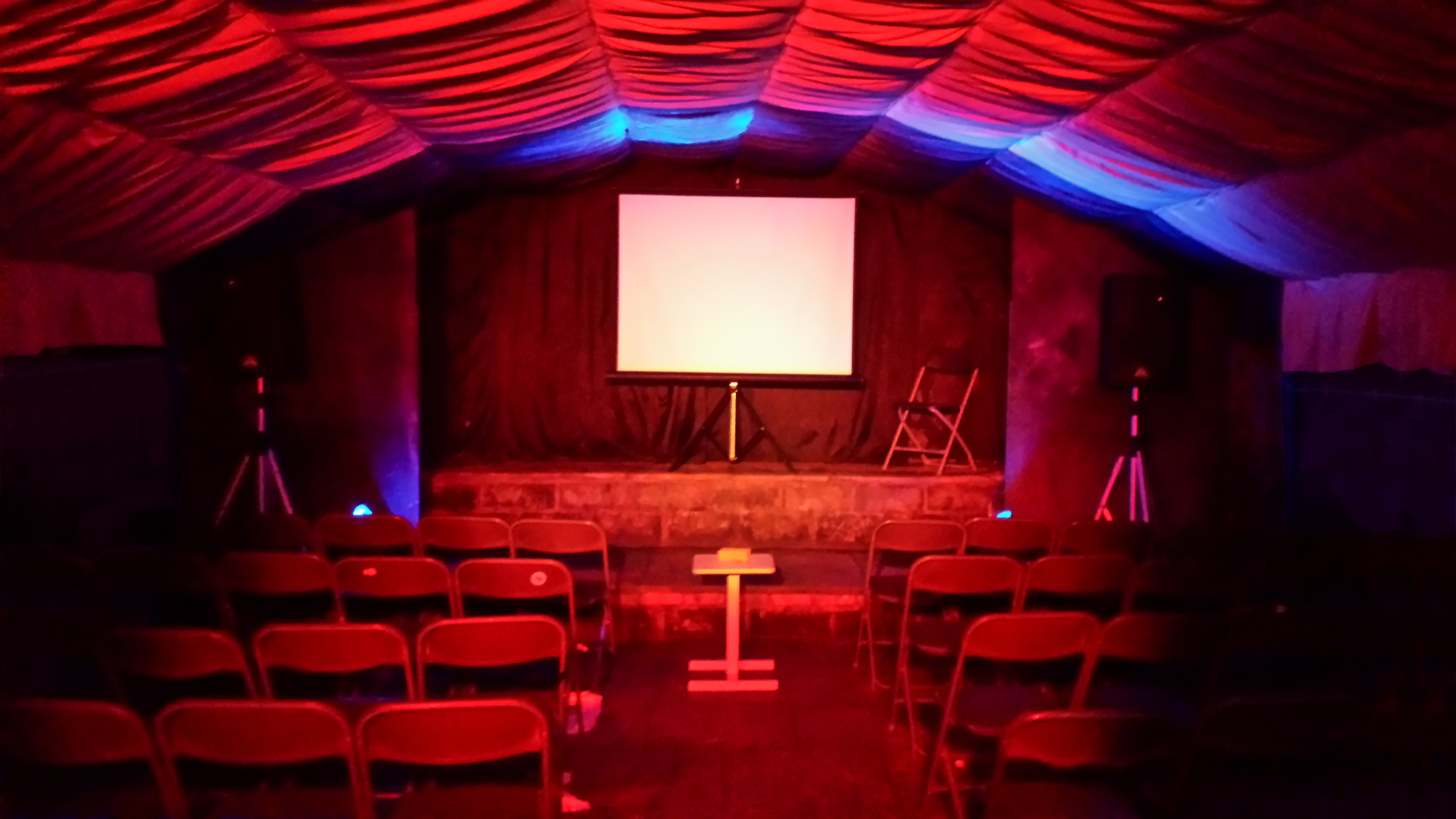 Just Out Of The Box Just The Tonic Comedy Club