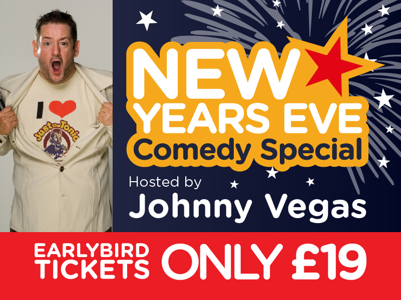 Nottingham New Year's Eve Comedy