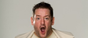 Johnny Vegas Headlines Nottingham