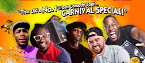 REAL DEAL COMEDY JAM TOUR – READING CARNIVAL SPECIAL 2017