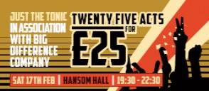 25 Acts for £25