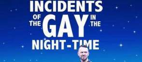 Russell Arathoon: The Curious Incidents of the Gay in the Night-Time
